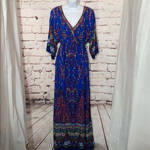 🆕Flying Tomato Boho Maxi Dress, Size XS
